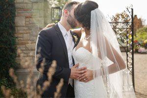 Cynthia & Brandon Wedding Le Dome, Oakville