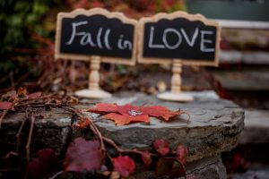 Fall in Love Wedding Pictures